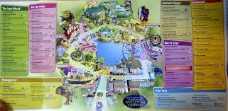 Universal Studios Map Orlando by Resort World Resort World Sentosa Universal Studios Tickets