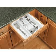 best kitchen cabinet drawer organizer 2 38 h x 21 87 w x 21 25 d drawer organizer