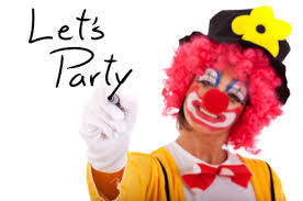 birthday party clowns for hire jumparama clowns hire a party clown entertainer in the penrith