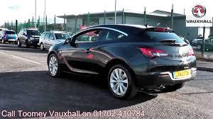 2013 vauxhall astra gtc sri 2l black lv63fek for sale at toomey
