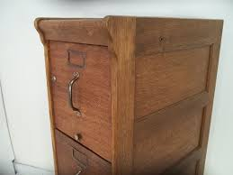 Wood File Cabinet 2 Drawer by Antique Wooden File Cabinets Image Yvotube Com