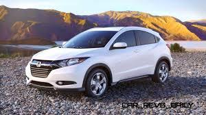 honda white car 2016 honda hr v white orchid pearl 12