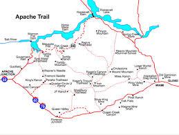 mesa az map apache trail map mesa arizona maps mesa az