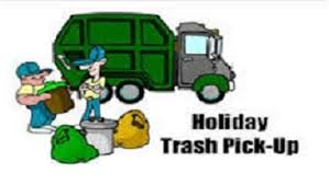 thanksgiving trash schedules dothanfirst wdhn