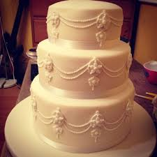 baroque wedding cake the great british bake off