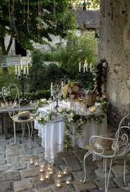 10 outdoor lighting ideas for a shabby chic garden 6 is lovely