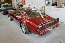 1979 pontiac trans am crash repair and candy color repaint v8