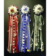 mums for homecoming homecoming mums garters delivery houston tx mc florist