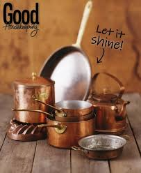 how to clean copper ornaments housekeeping