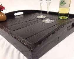 Tray Ottoman Coffee Table Ottoman Trays Etsy