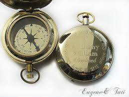 Baptism Engraved Gifts Engraved Compass Working Compass Baptism Gift Confirmation