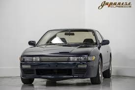 nissan silvia japanese classics 1991 nissan silvia q u0027s