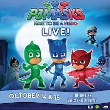 pj masks live pre sale tickets momeefriendsli