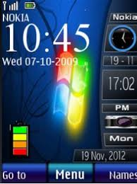 themes nokia c2 mobile nokia c2 03 windows 8 media icon theme