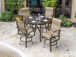 Outdoor Bar Patio Furniture - perfect aluminum outdoor bar stools aluminum outdoor bar stools
