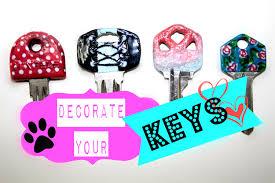 Decorate Decorate Your Keys Jaja Garcia Youtube