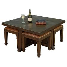table with stools underneath coffee table stools with underneath uk canada