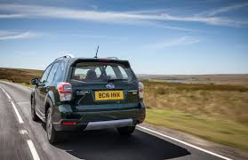 subaru forester 2016 green subaru announces special edition forester for the uk