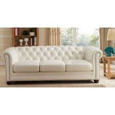 White Sofa Leather Sofas For Sale Get Living Room Sofas Coleman Furniture