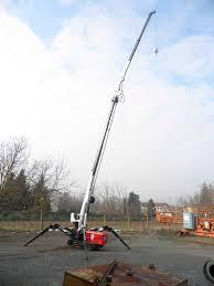 truck mounted crane telescopic articulated construction