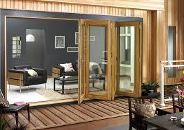 Wooden Bifold Patio Doors Oak Folding Doors Oak Folding Patio Doors Patio Folding Doors