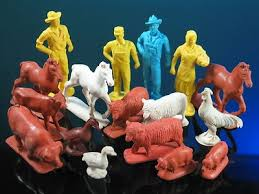 Toy Barn With Farm Animals 19 Best Toys Of Old Images On Pinterest Vintage Toys Farm Toys