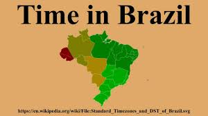 Detailed World Map Standard Time by Time In Brazil Youtube