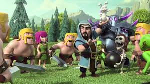 clash of clans wallpapers best best wizard wallpapers clash of clans