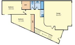 House Floorplans 2d U0026 3d House Floorplans Architectural Home Plans Netgains