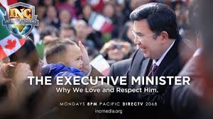 the executive minister why we and respect him iglesia ni
