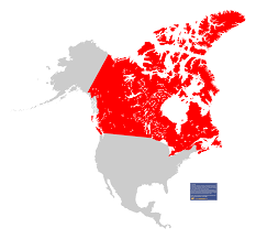 Map Canada by Maps Of Canada
