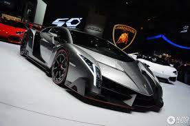 Lamborghini Veneno Black - geneva 2013 lamborghini veneno