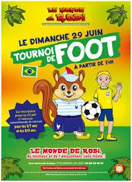 poster pour enfant le monde de robi parc à thèmes de jeux pour enfants affiche