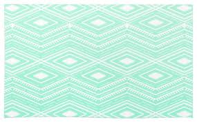 Aztec Design Rugs Society6 Hipster Mint Green Arrows Aztec Tribal Pattern Rug