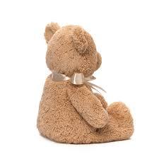 amazon com gund my first teddy bear baby stuffed animal 10