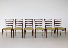 set of 6 st09 dinner chairs by cees braakman for pastoe 1960s