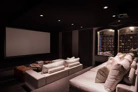 Interior Leather Bar Full Movie Movie Room Design Ideas