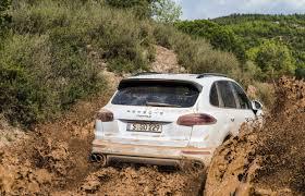 Porsche Cayenne 4x4 - first drive 2015 porsche cayenne driving