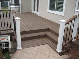 standard trex decking cost with hight quality of wood material