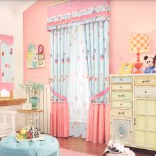 Outer Space Curtains Kids by Cute Pink Blackout Curtains For Kids Room No Valance
