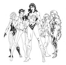 super villain coloring pages coloring book for women women of dc comics by spiderguile on