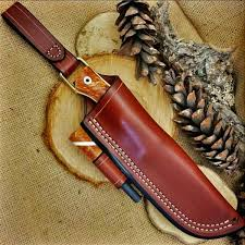 knives with leather sheaths mora knife custom sheath folding buck