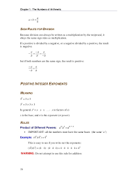 Profile For Resume Example by Understanding Algebra