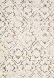 Taupe Area Rug One Allium Way Poston Taupe Area Rug Reviews Wayfair