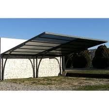coperture tettoie in pvc in ferro a sbalzo ts 600x550 in ferro zincata e verniciata con
