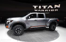 nissan titan concept truck the nissan titan warrior concept could enter production