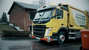 volvo pictures volvo trucks refuse handling like you u0027ve never seen it before