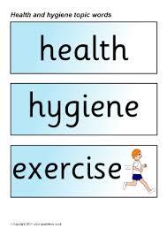 health u0026 hygiene teaching resources for early years u0026 ks1 sparklebox