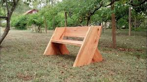 Leopold Bench Plans Heavy Oak Leopold Benches Youtube