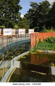 Royal Botanical Gardens Restaurant by Display At The John Hope Gateway Visitor Centre At The Royal
